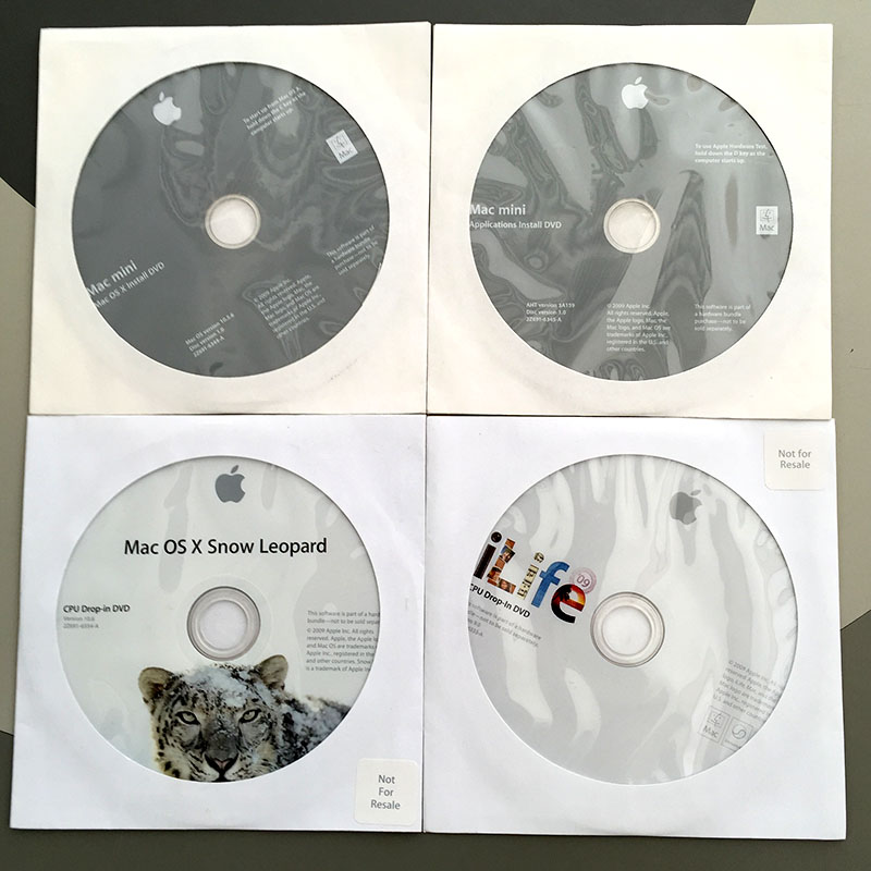 MB464JA-付属品CD